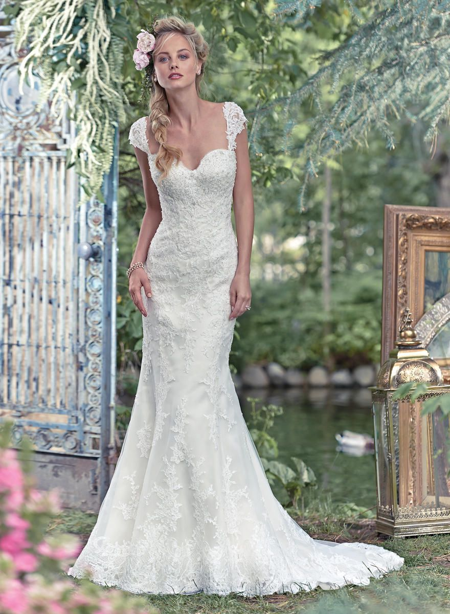Maggie Sottero Rita-6MS279   Bridal Gowns   Pinterest   Maggie ...