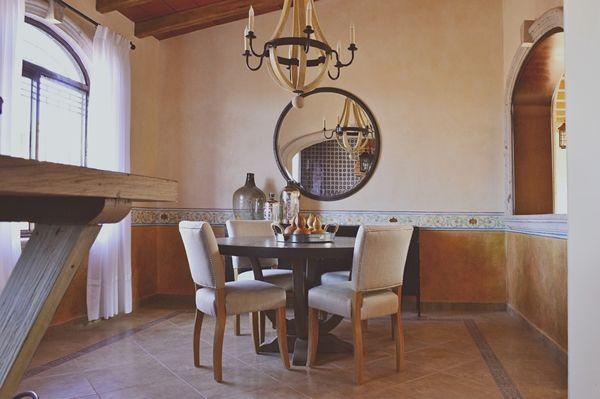 Hermosa casa estilo mexicano contempor neo en arandas for Muebles estilo mexicano moderno