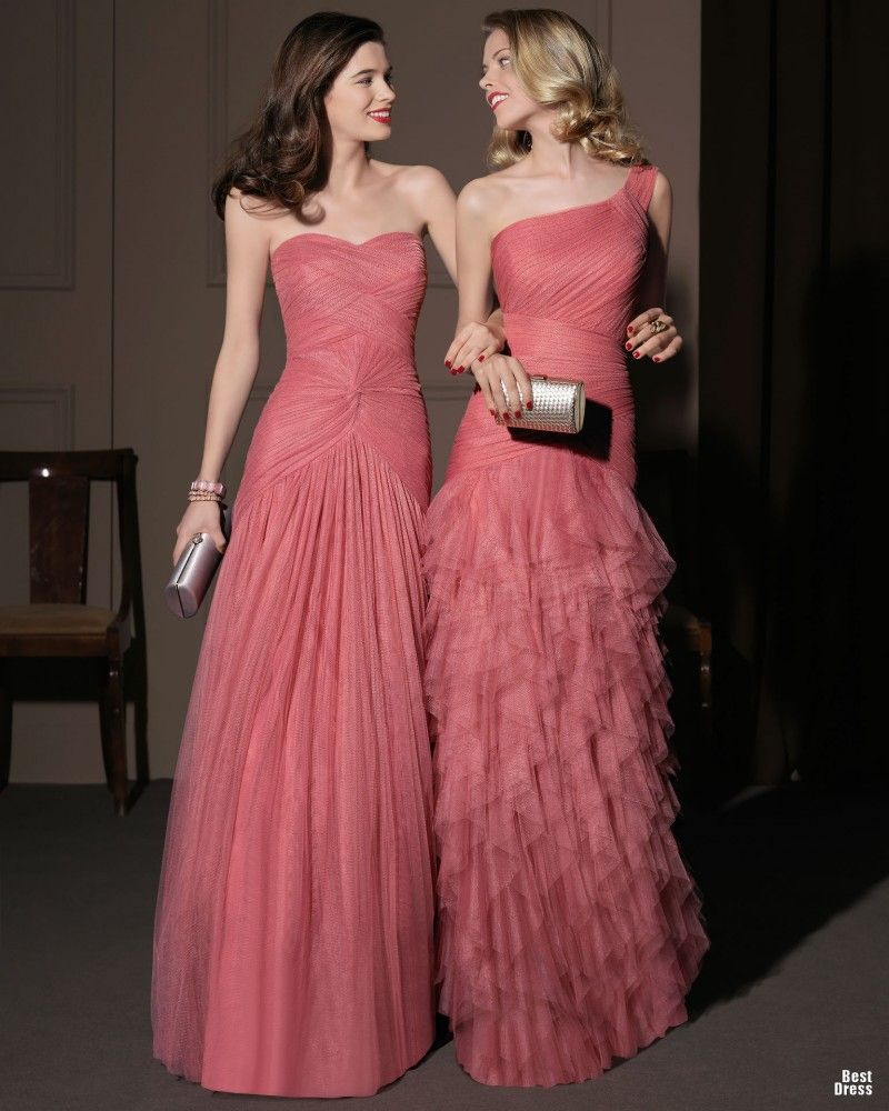 Aire Barcelona 2014 #bridesmaids #bridesmaiddress ...