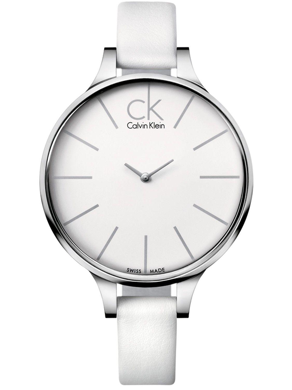 abc1a7362031 Reloj CALVIN KLEIN Glow blanco mujer K2B23101
