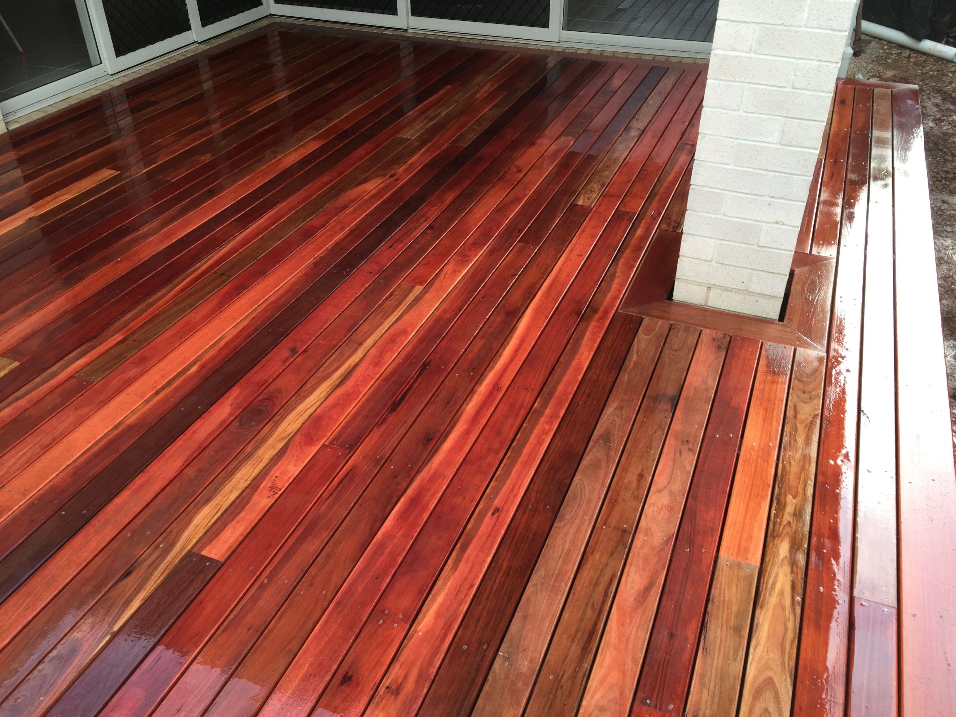 Fabulous Forests Reds What Stunningly Beautiful Timber Deck Builders Timber Deck Timber