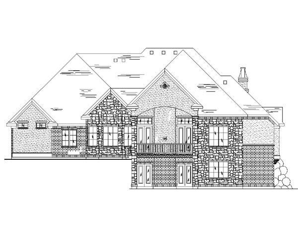 House Plan chp-45024 at COOLhouseplans.com