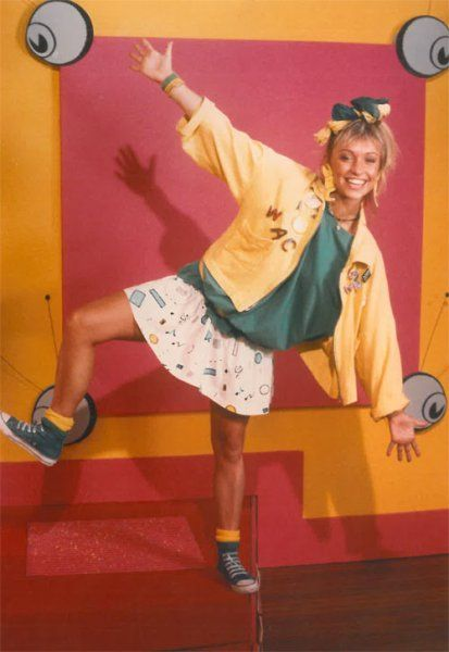 279f1211a0399 Michaela Strachan - the real reason I watched Wide Awake Club  -P ...