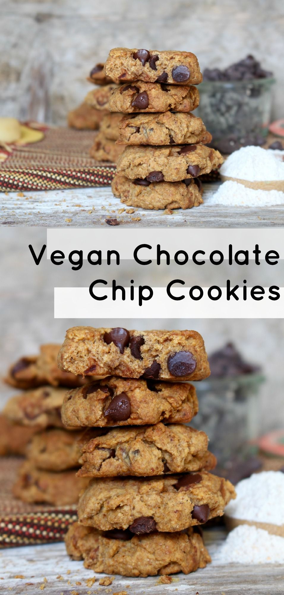 recipe: vegan chocolate chip cookies whole foods [33]