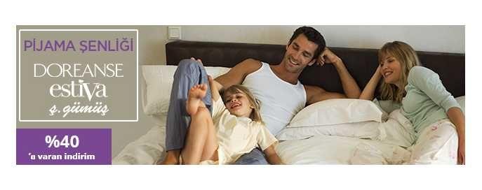 Pijama şenliği indirimli kampanyası http://birkerede.com/s/vvm