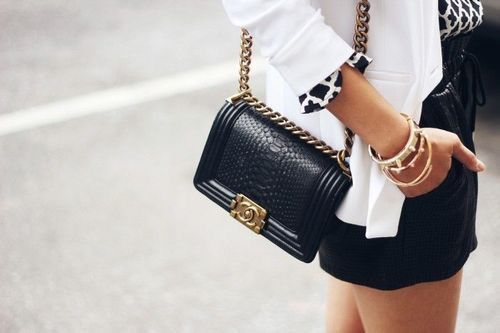 547cc1fd67d8 Chanel Mini Boy Bag | Chanel | Chanel boy bag, Chanel handbags ...