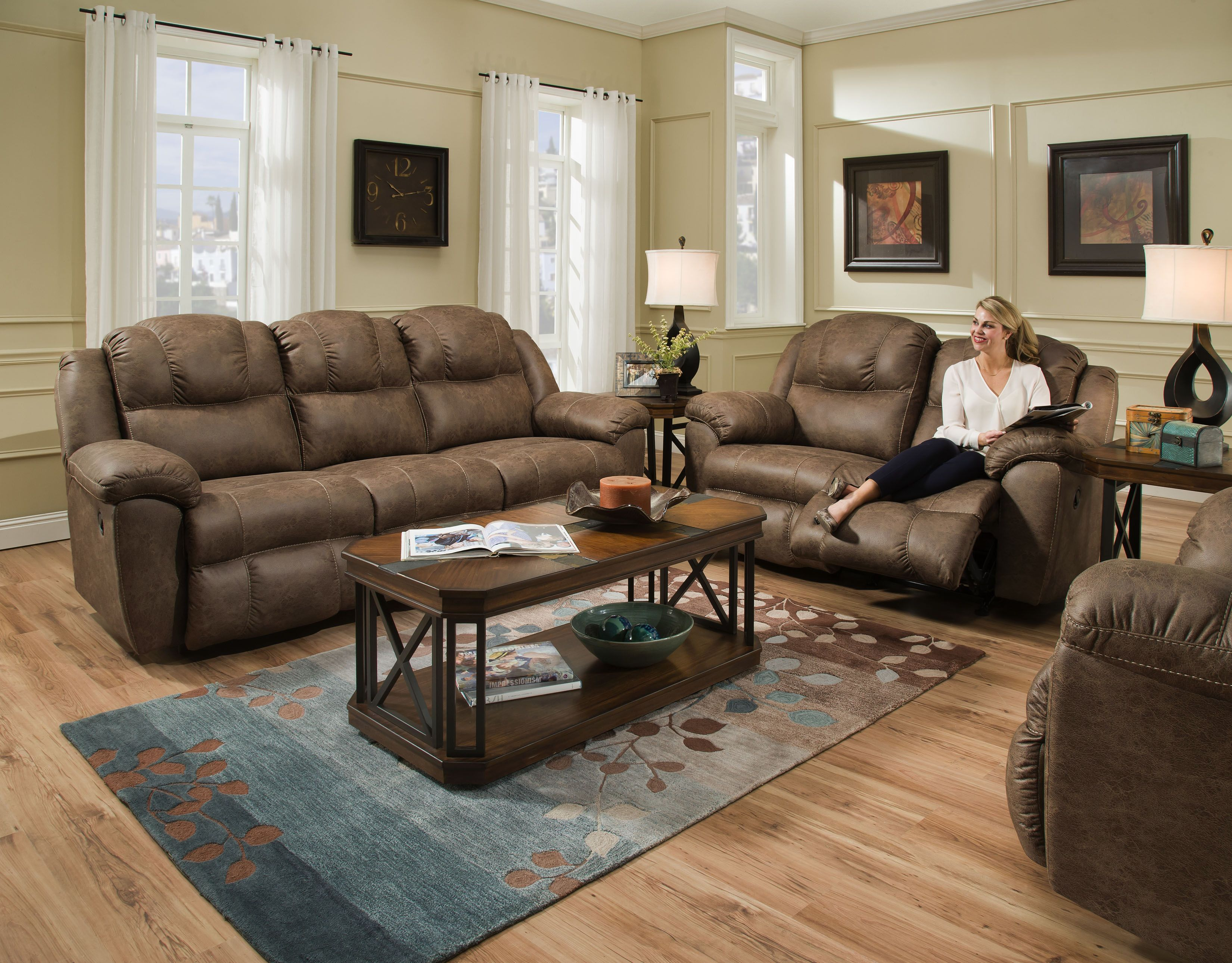 Pleasant The 792 Victory Collection Offers A Reclining Sofa Rocking Machost Co Dining Chair Design Ideas Machostcouk