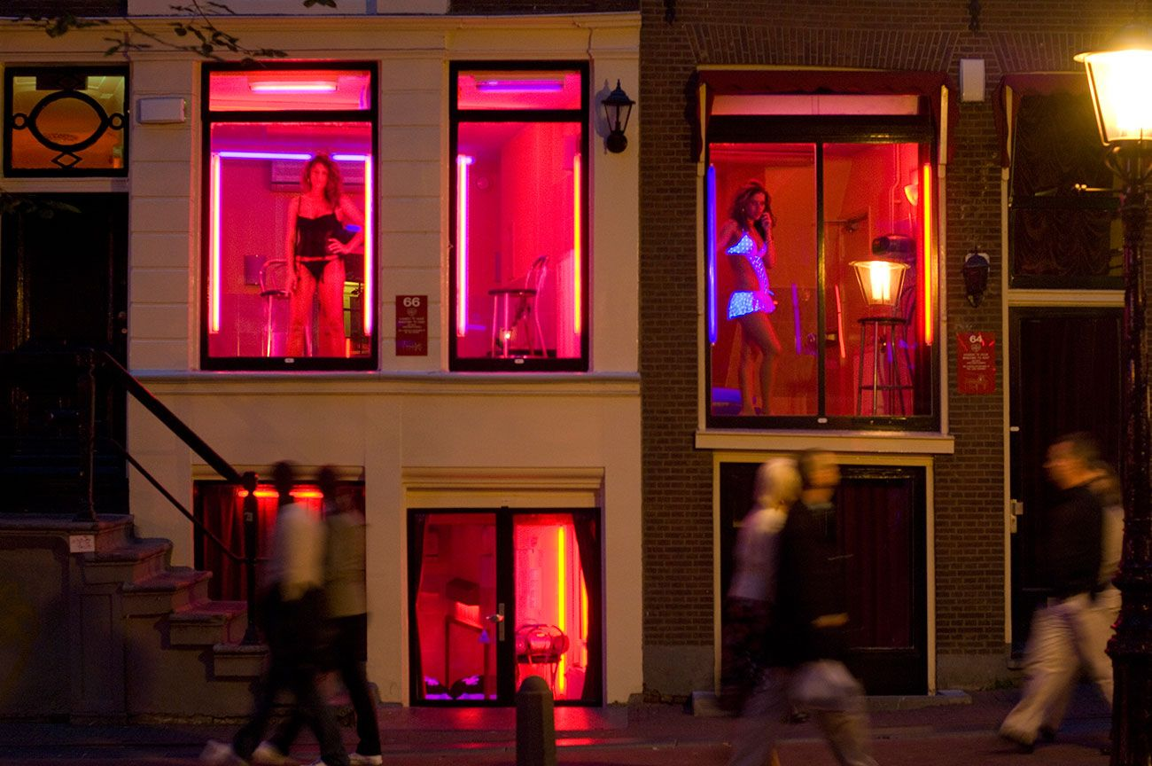 Brothel 4 2601010a Jpg 1300 864 Amsterdam Red Light District