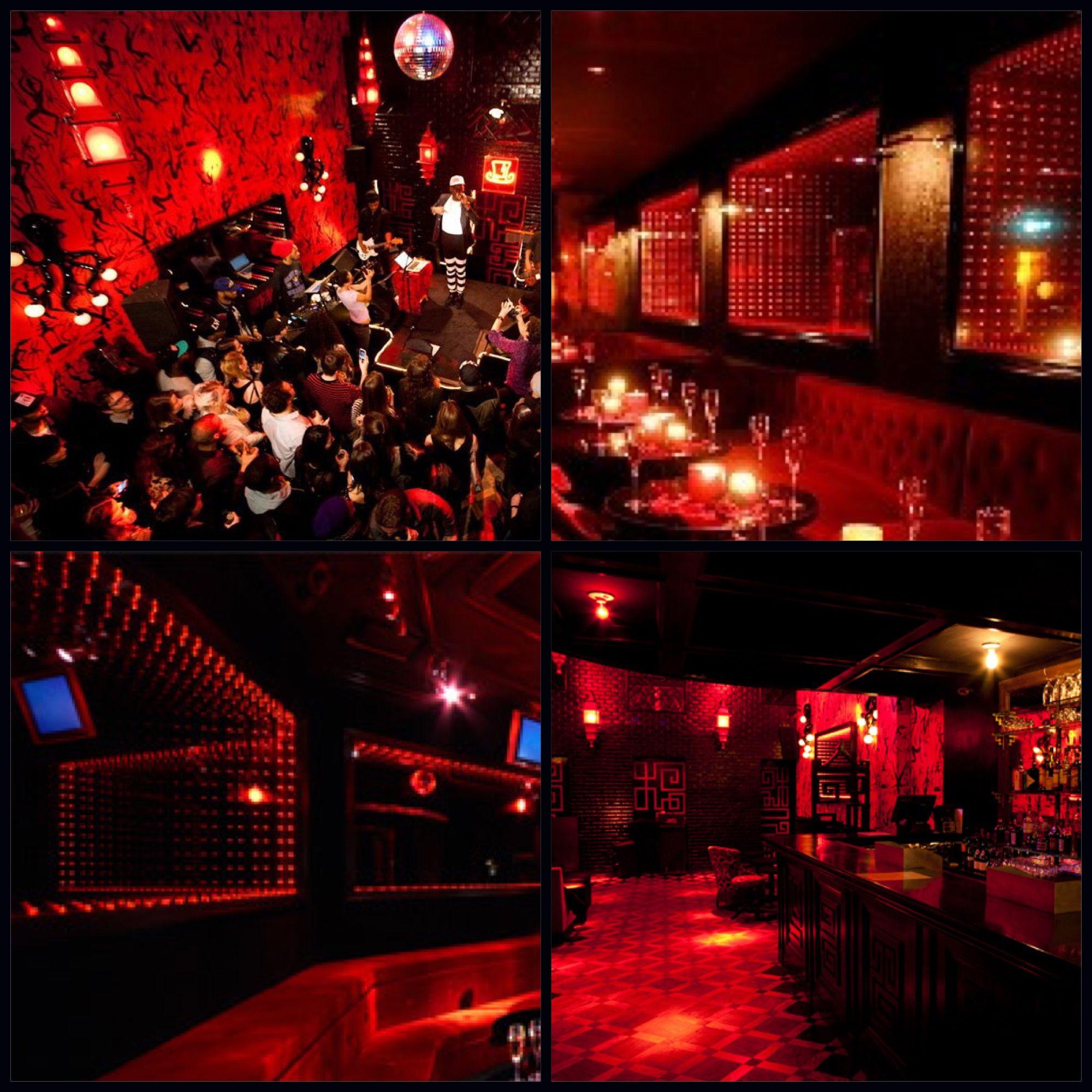 Le Baron Paris Nightclub