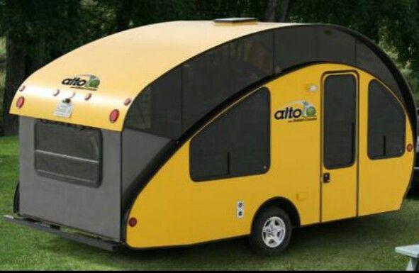 Alto Safari Condo Trailer Lightweight Travel Trailers