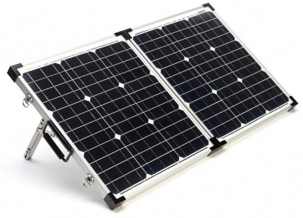 Zamp Solar Usp1002 140w Portable Solar Charging System In