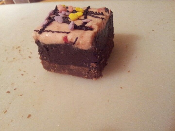 Pink lady bars they are e-z to make.