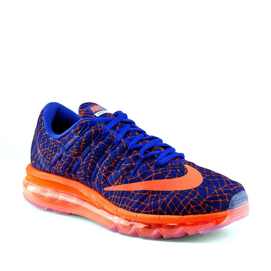 Mens new nike air max 2016 print running trainers Chaussures Baskets