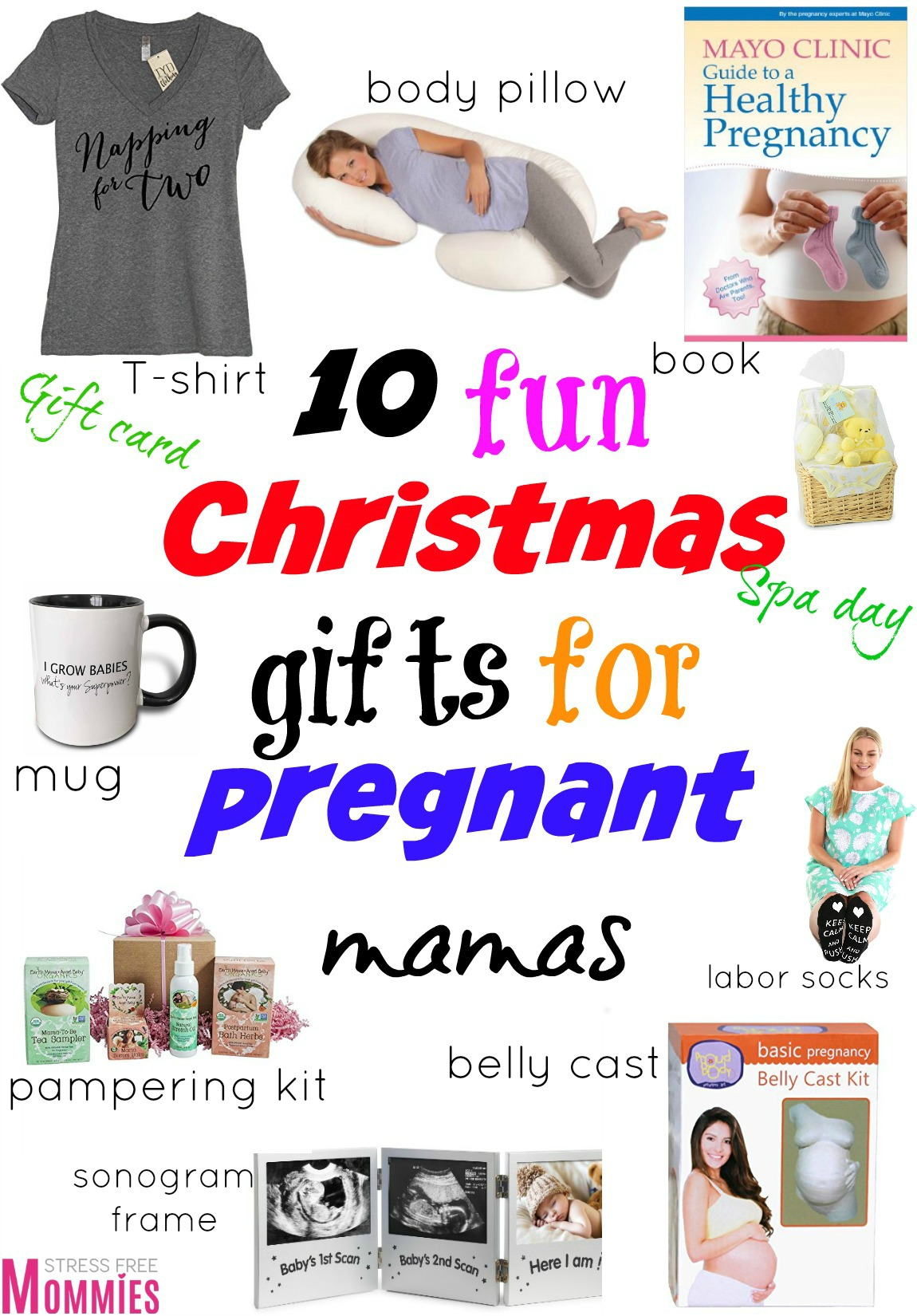 10 fun Christmas gifts for pregnant mamas | Best of Stress Free ...
