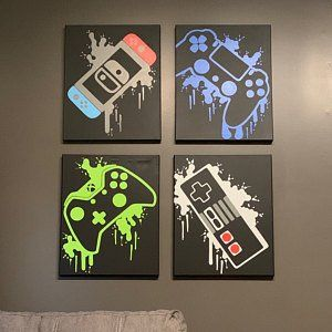 Your place to buy and sell all things handmade #gamingrooms