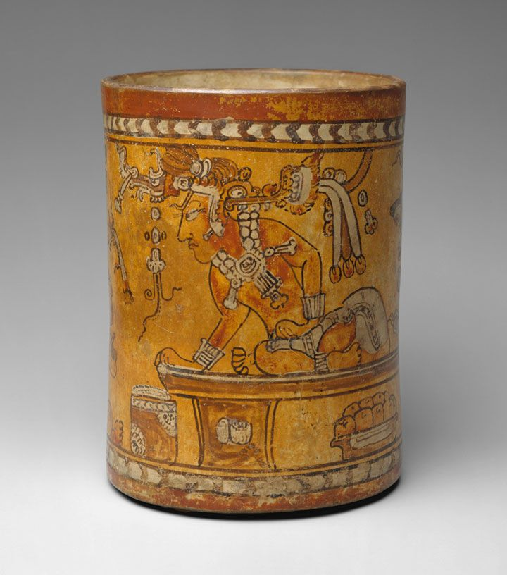 Creativity on the Maya Periphery: A Chamá-Style Vase at The Met | The Metropolitan Museum of Art