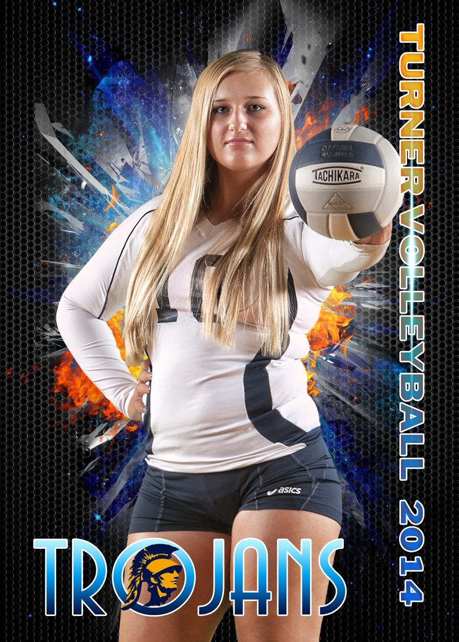 Fire And Ice With Images Volleyball Photography Fire And Ice Photoshop Projects