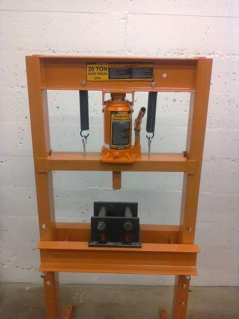 hydraulic press jigs - Google Search | PRENSA | Pinterest | House