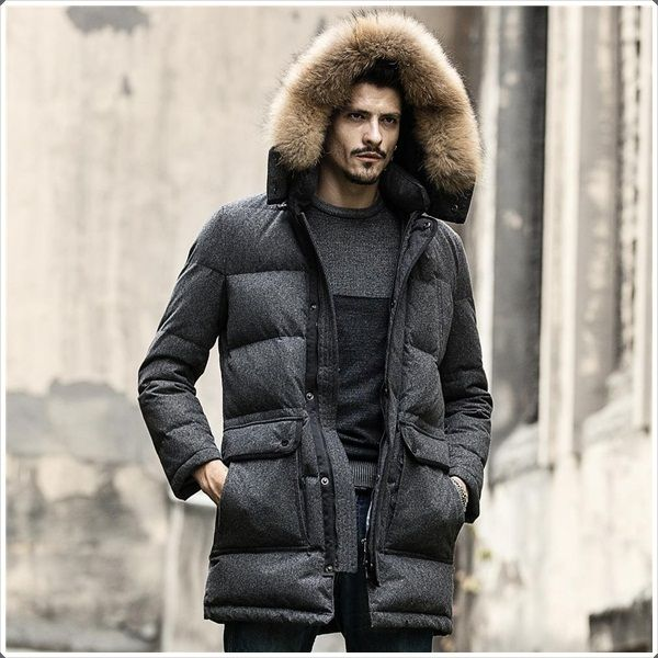 40 Cozy and Fashionable Mens Parka Coats to Own this Winter