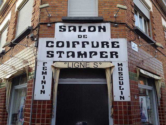 Enseigne Salon De Coiffure Saint Andre Les Lille 2 Pinterest