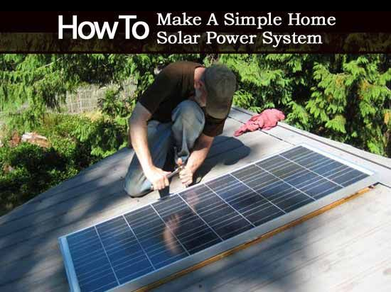 Solar Lights Don T Charge Anymore Try This To Rejuvenate The Lights Video Solar Power House Solar Power Diy Diy Solar Panel