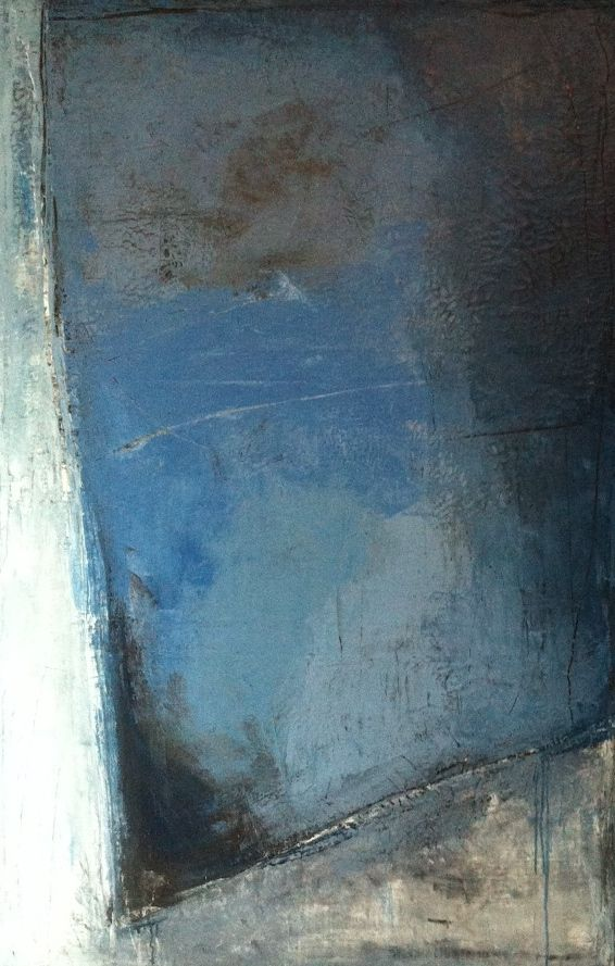 Fred Barba, acrylique sur toile 140x90 www.abstractaddict.com