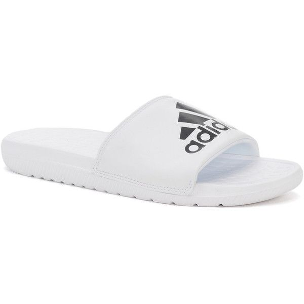9061486e9 Adidas Voloomix Women s Slide Sandals ( 20) ❤ liked on Polyvore featuring  shoes
