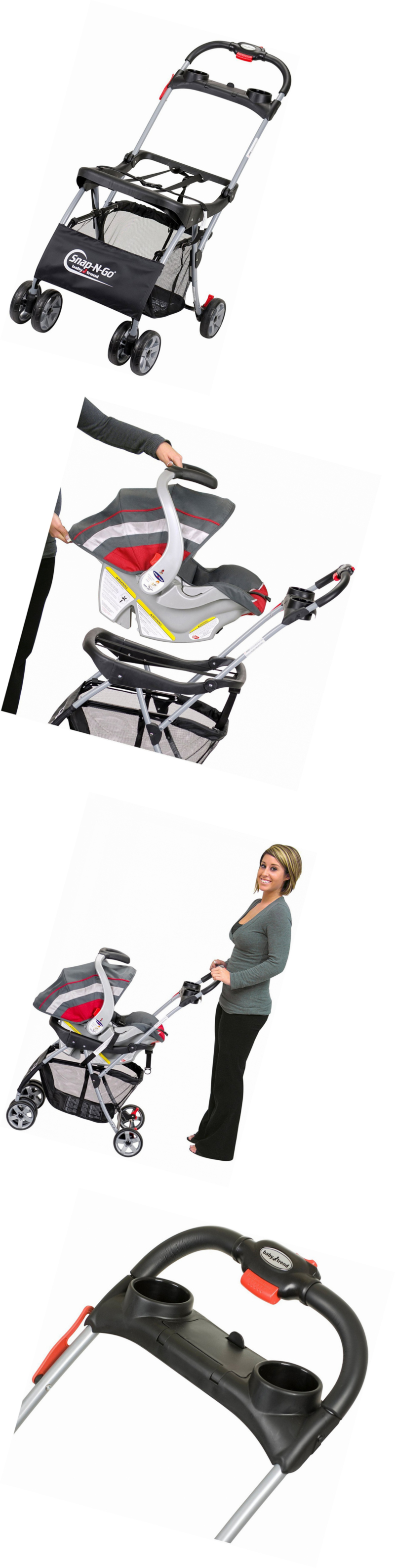 Baby Trend Snap N Go Ex Universal Infant Car Seat Carrier BUY