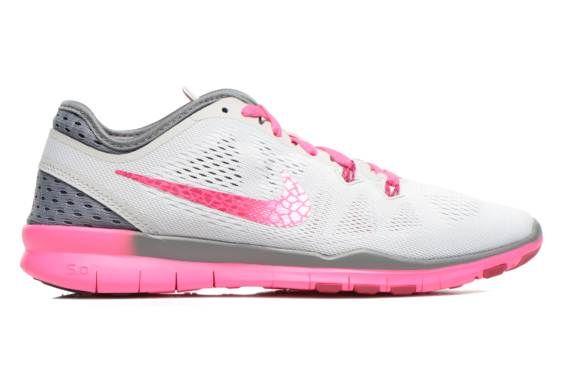 f8365f0fed0 Nike W Nike Free 5.0 Tr Fit 5 Brthe Sportssko i Grå hos Sarenza (230675)