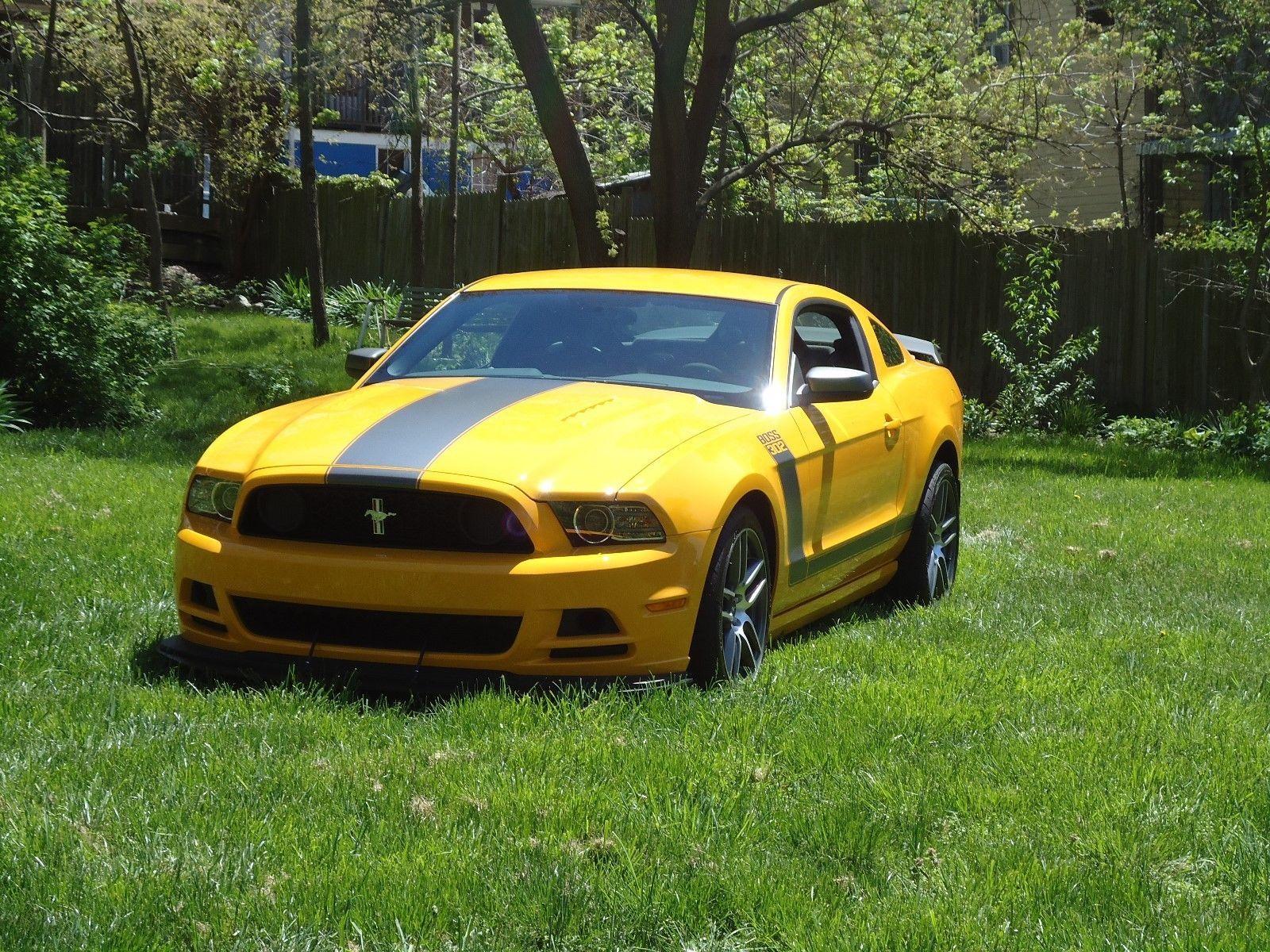 eBay: 2013 Ford Mustang Boss 302 2013 Boss 302 LS 306 Boss Mustang ...