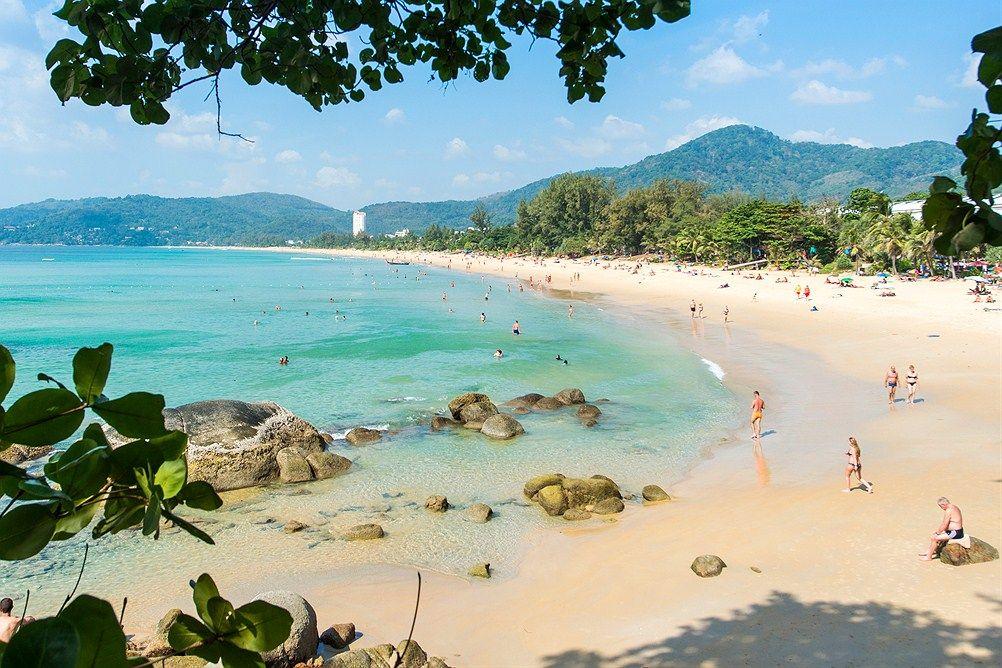 Kuvia Karon Beach - Finnmatkat