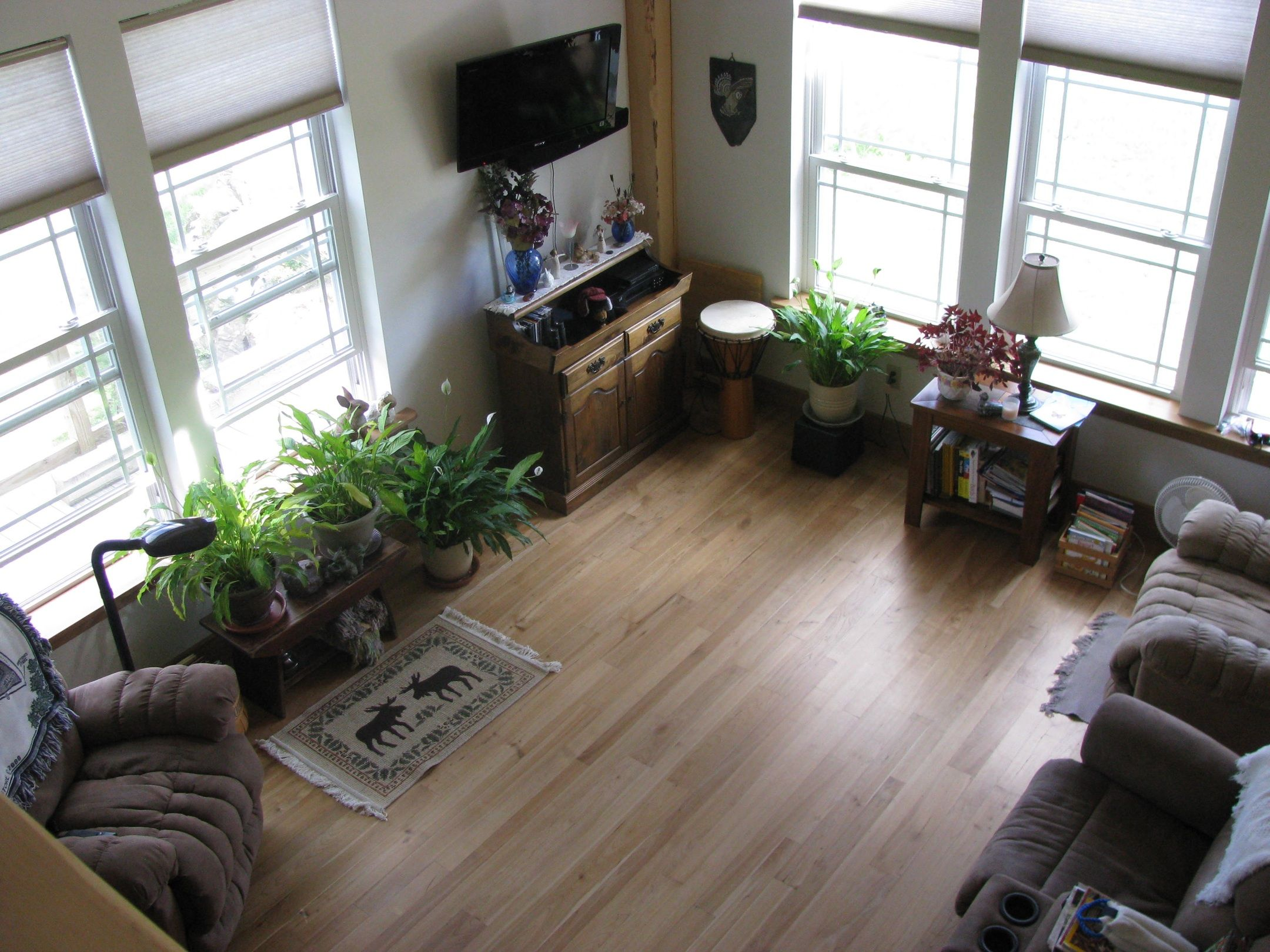 Vermont Natural Coatings Polywhey Satin Floor Finish