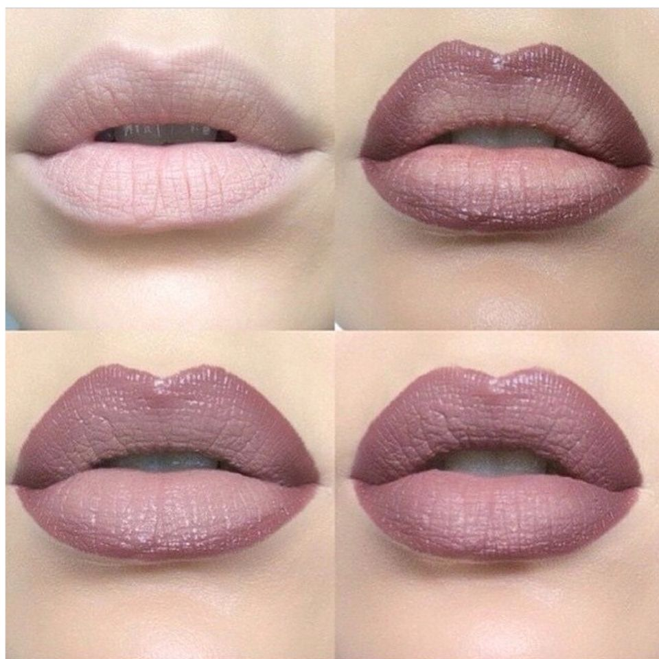 Image result for lipstick ombre
