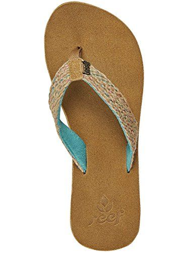 Playa Cervesa, Tongs Homme, Marron - Marrón (Brown/Hemp), 43 EUReef