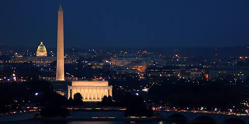 Washington D C Capital Of The Most Powerful Country United States