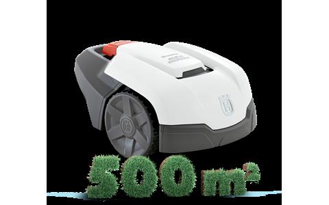 husqvarna 305 automower automatic lawn mower power. Black Bedroom Furniture Sets. Home Design Ideas
