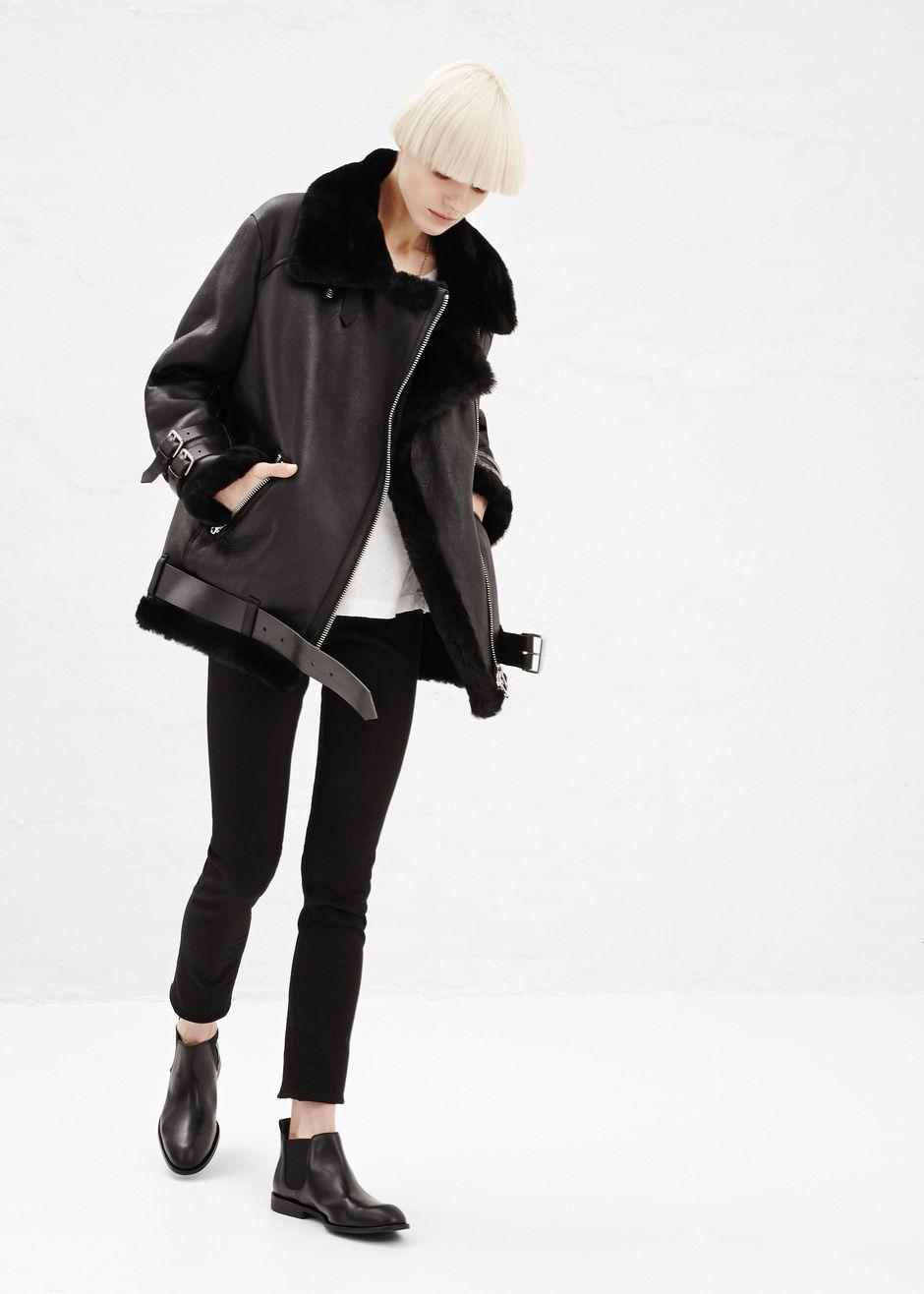 e6065e78a948c Acne Studios Velocite Jacket (Black)