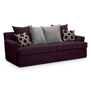 Radiance Ii Upholstery Sofa Value City Furniture 499 99