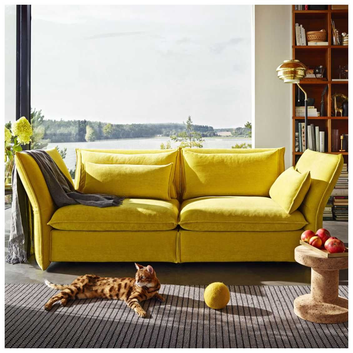 Charmant De #Mariposa #Love #Seat Is Een Comfortabele En Romantische Love Seat Van  #Barber U0026 # Osgerby. Verkrijgbaar In Een Ruime Stoel, Twee  En Driezitbank.
