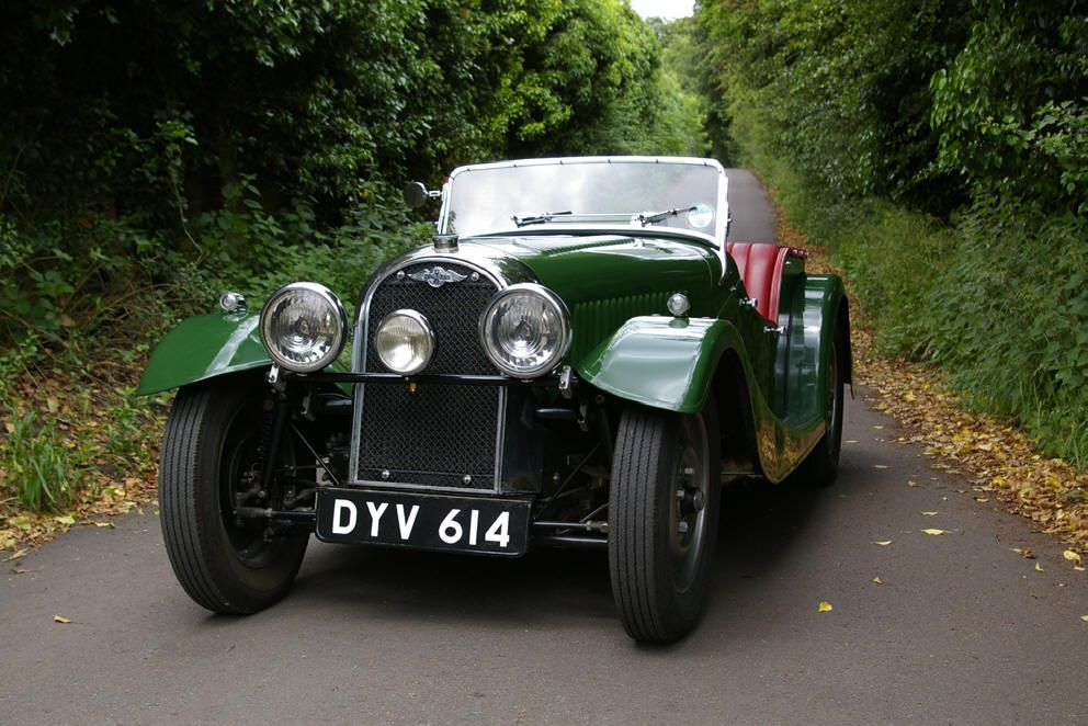 1937 Series 1 Roadster cars