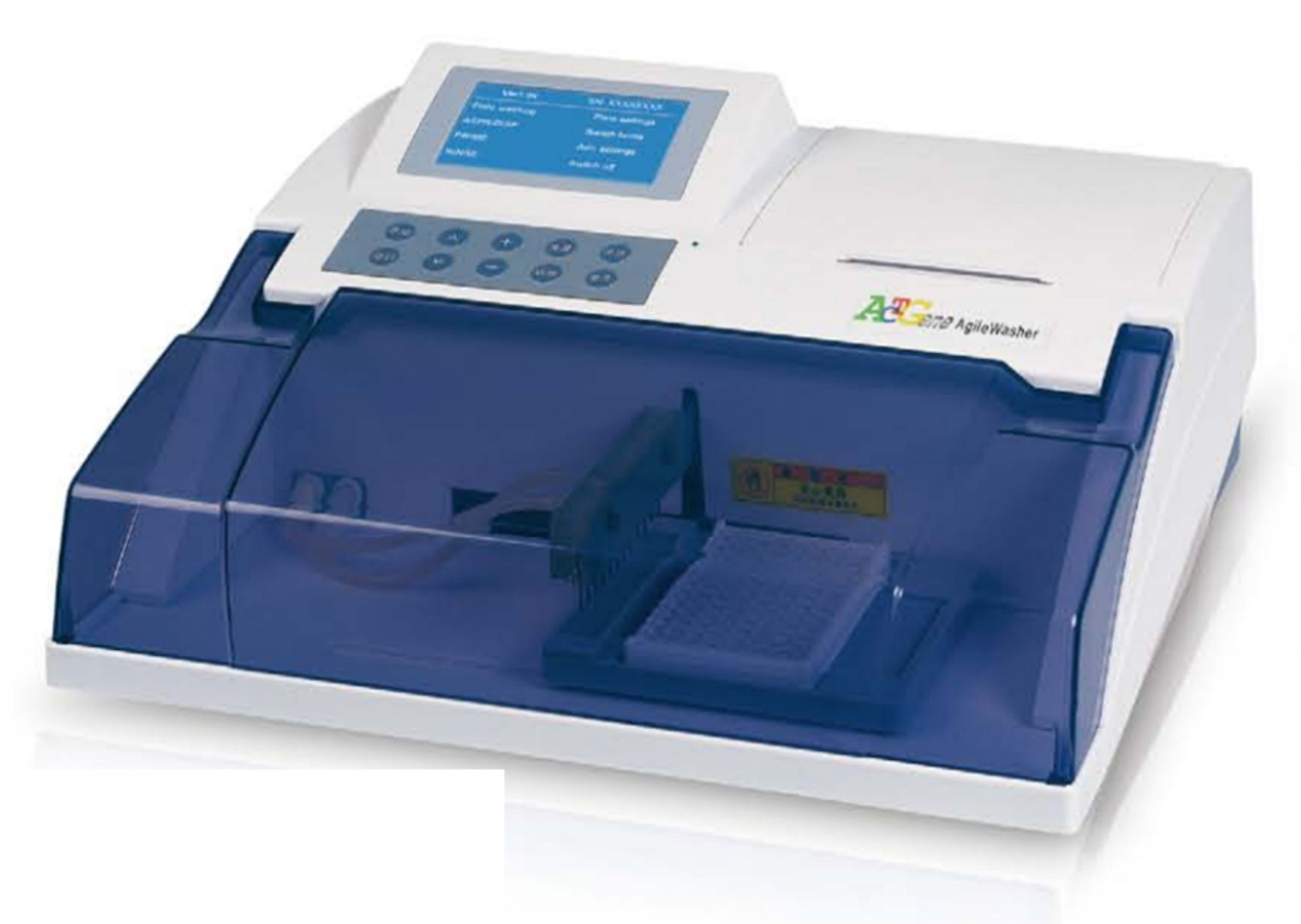Microplate Washer Agilewasher Actgene 110 220 V Washer Laboratory Equipment Plates
