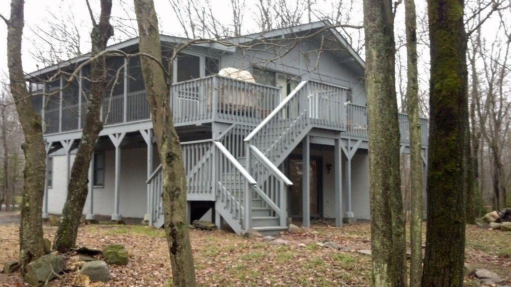 House vacation rental in locust lake village from