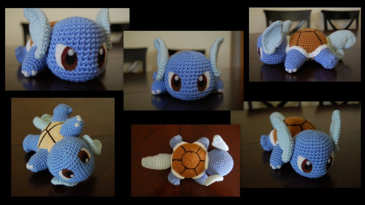 Baby Wartortle by aphid777.deviantart.com on @deviantART | Pokemon ...