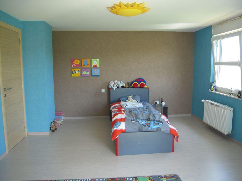 deco chambre garcon peinture | idée peinture chambre enfant ...