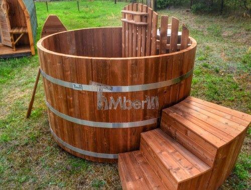 Thermo Bois Basic Modèle (12) Pool Pinterest Hot tubs, Tubs