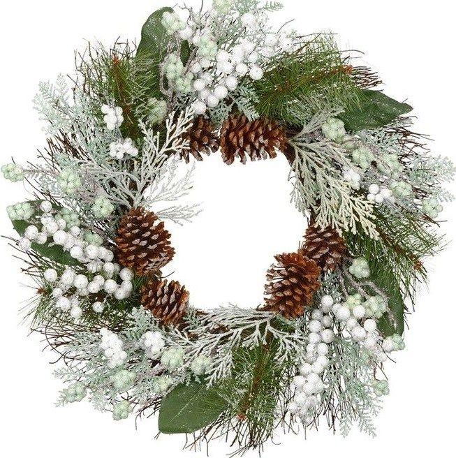 Photo of Beautiful Farmhouse Winter Wreaths – My Cozy Colorado