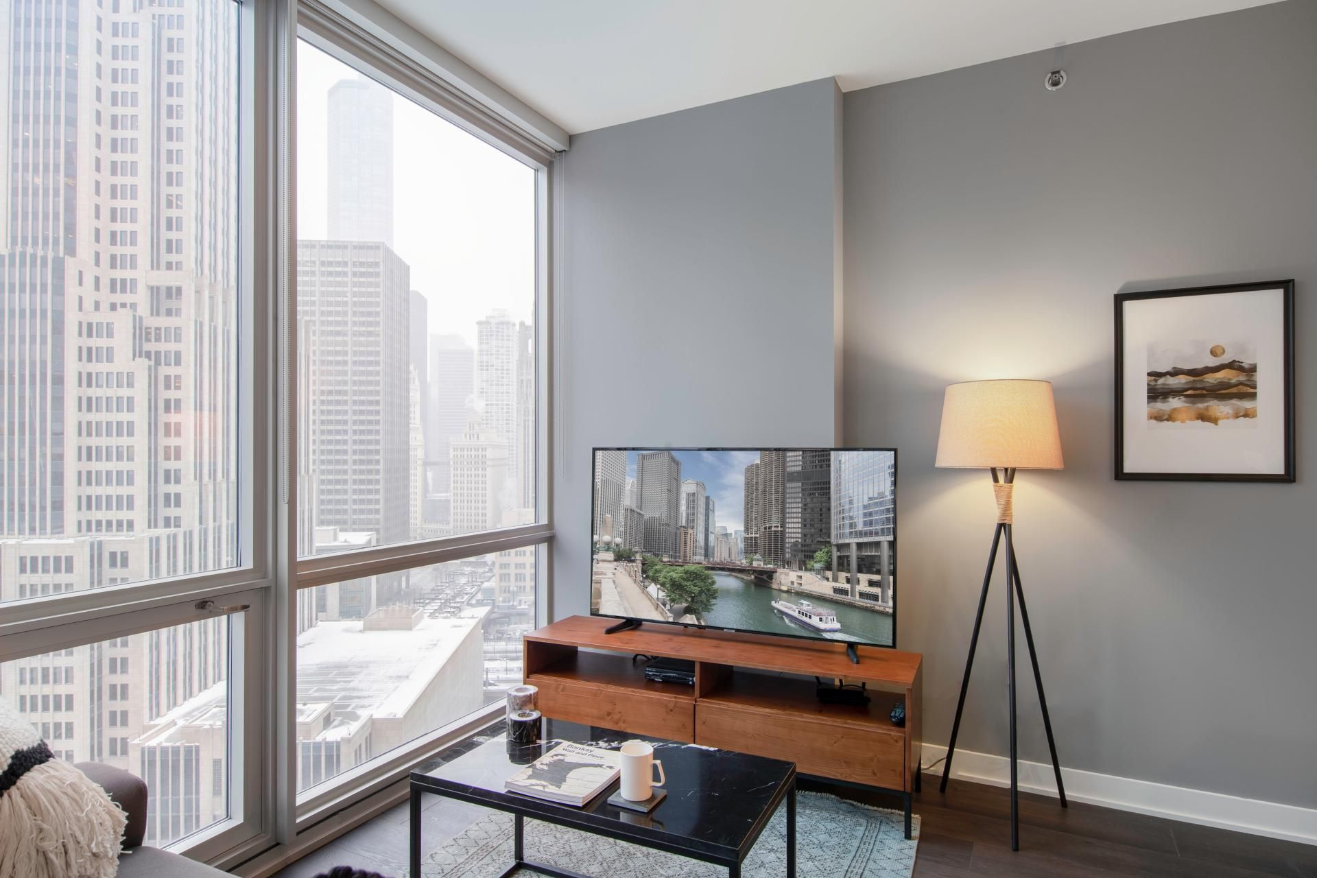 Views Of Chicago S Willis Tower 1bedroom Apartment For