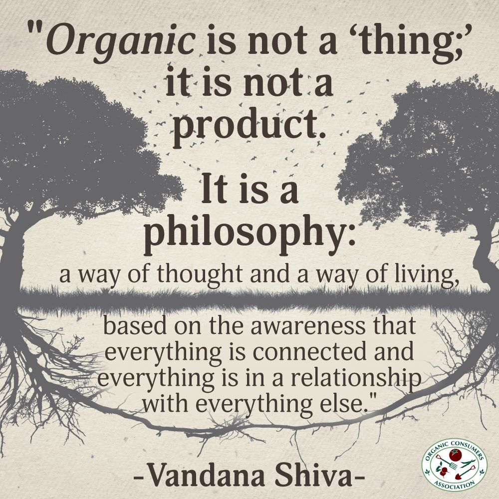 """Commodity Quotes Many People Associate The Word """"Organic"""" With A Commodity But It"""