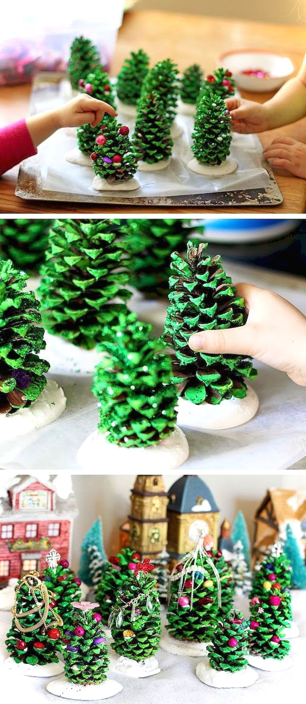 0008 Awesome Diy Christmas Craft Decorations Ideas Craft Projects