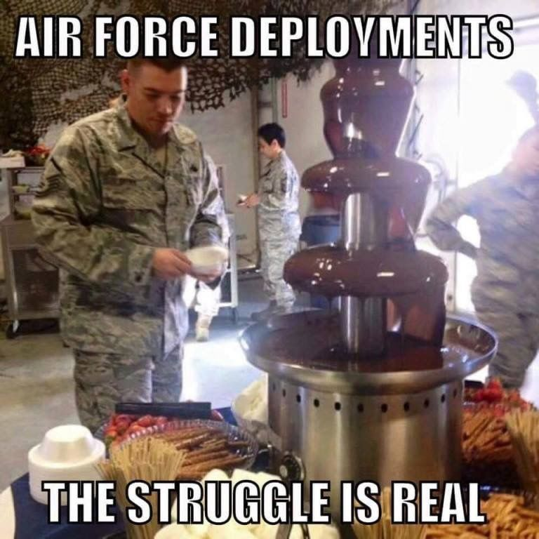 Airforce Deployments Military Humor Military Jokes Military Memes